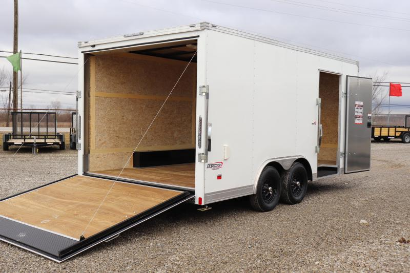 2020 Bravo Trailers 8.5x16 7K Star Enclosed Cargo Trailer