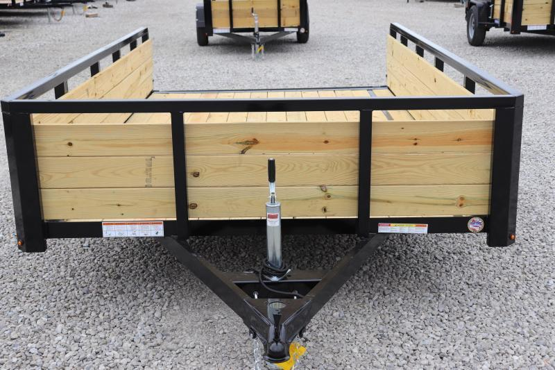 2020 Sure-Trac 7x12 3-Board Utility Trailer