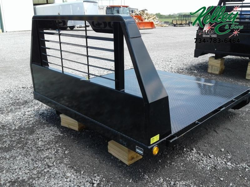 2019 Hillsboro Industries SLT Steel SWSB Truck Bed