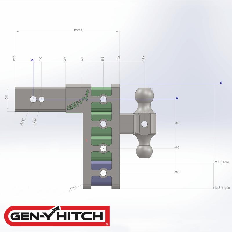 2020 Gen-Y Hitch GH-1724