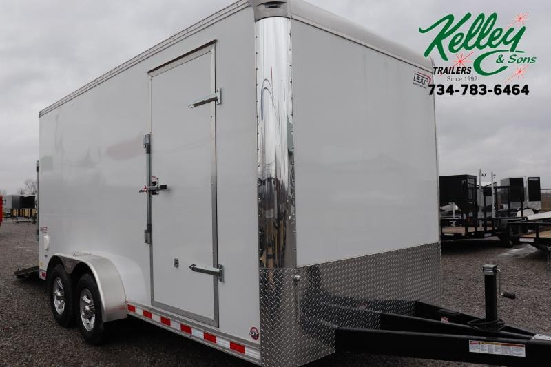 2020 Bravo Trailers 7x16 10K Star Enclosed Cargo Trailer