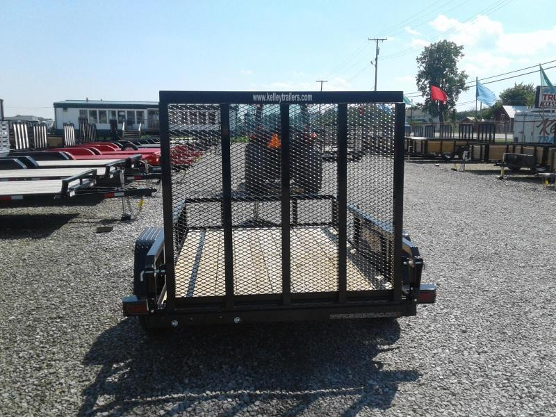 2020 Sure-Trac 5x8 Tube Top Utility Trailer
