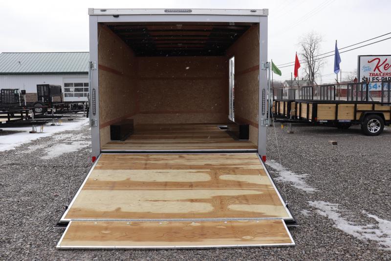 2020 Bravo Trailers 8.5x16 7K Star Enclosed Cargo Trailer