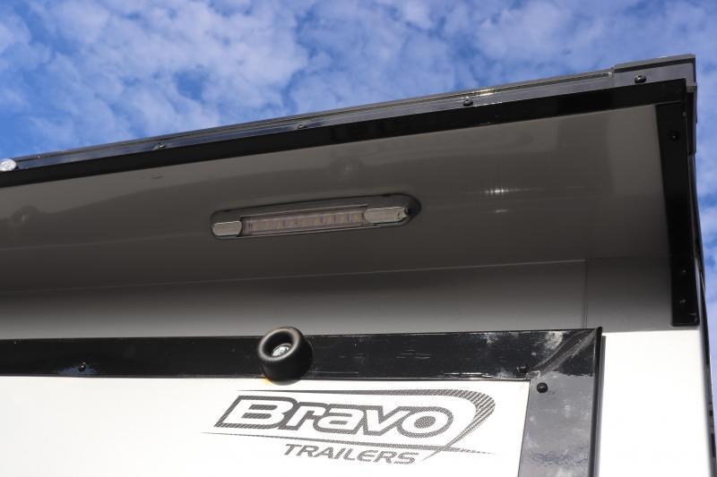2020 Bravo Trailers 7x16 7K Scout w/ Midnight Edition Pkg Enclosed Cargo Trailer