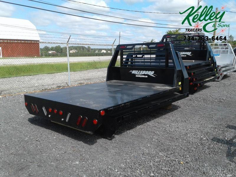 2020 Hillsboro Industries SLT Steel SWLB Truck Bed