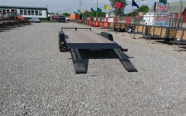 2020 Sure-Trac 7x20 10K Wood Deck Car Hauler