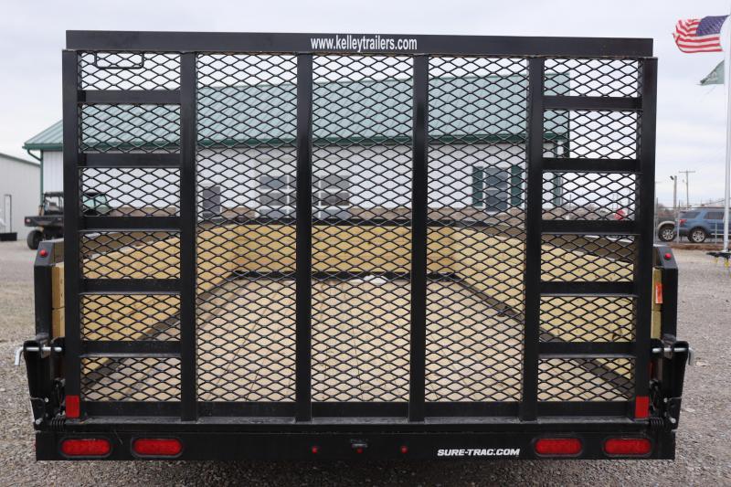 2020 Sure-Trac 7x16 10K 3-Board Utility Trailer