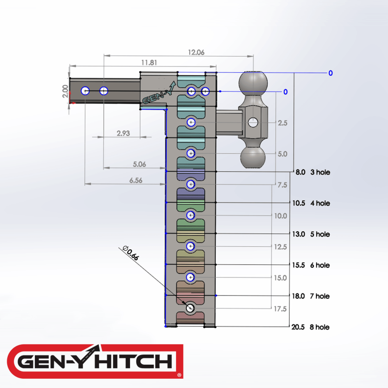 2020 Gen-Y Hitch GH-313