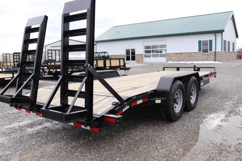 2020 Sure-Trac 7x20 14K Equipment Trailer