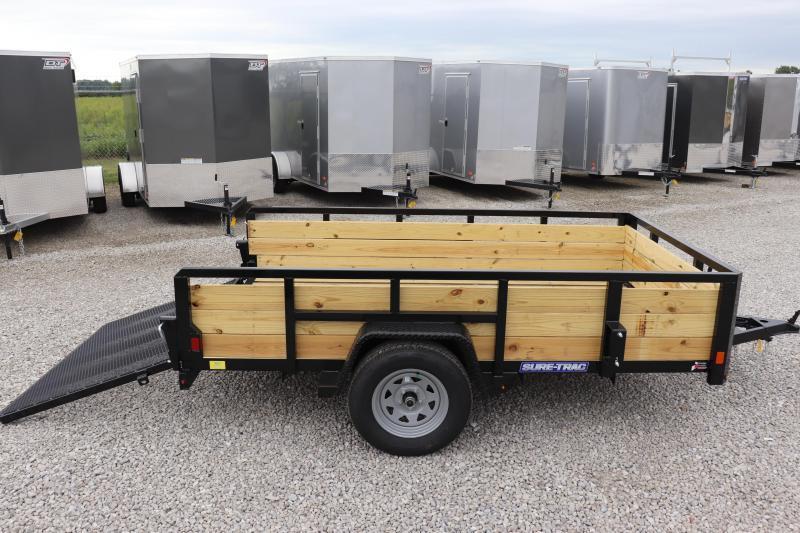 2020 Sure-Trac 6x10 3-Board Utility Trailer