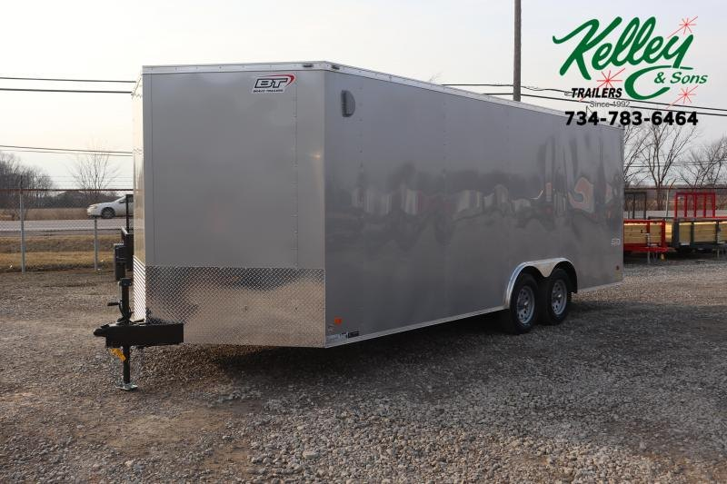 2019 Bravo Trailers 8.5x20 7K Scout Car Racing Trailer
