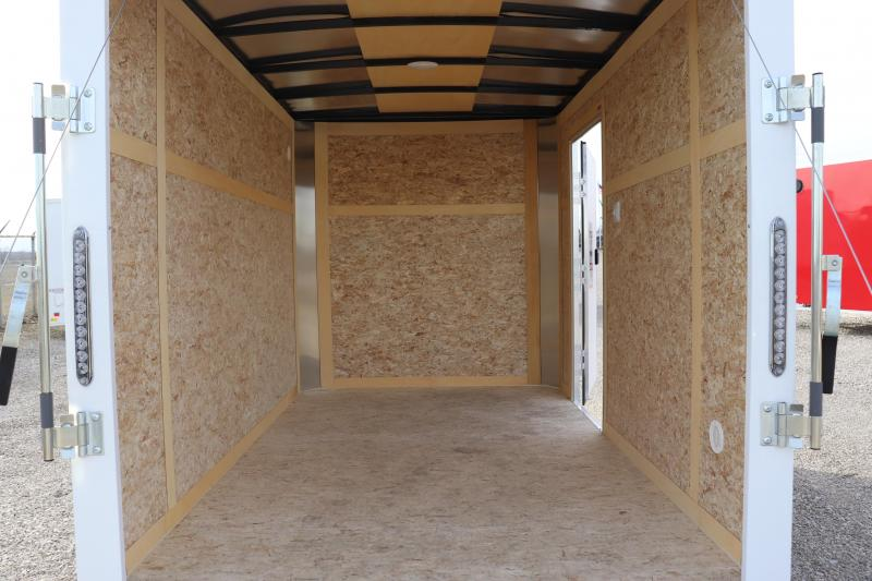 2020 Bravo Trailers 6x10 Scout w/ Ramp Door Enclosed Cargo Trailer