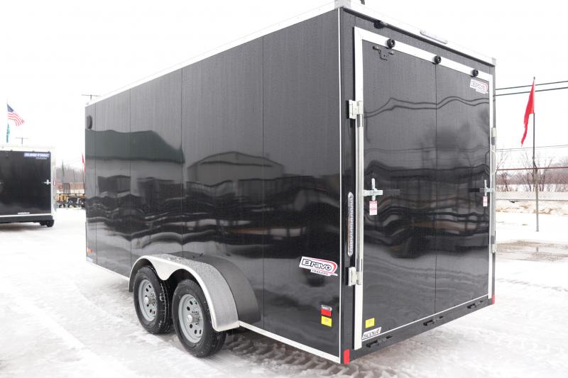 2020 Bravo Trailers 7x16 7K Scout Enclosed Cargo Trailer