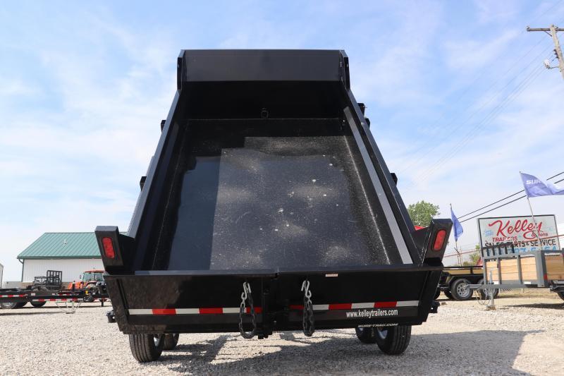 "2020 Sure-Trac 72""x10 7K Single Ram Dump Trailer"