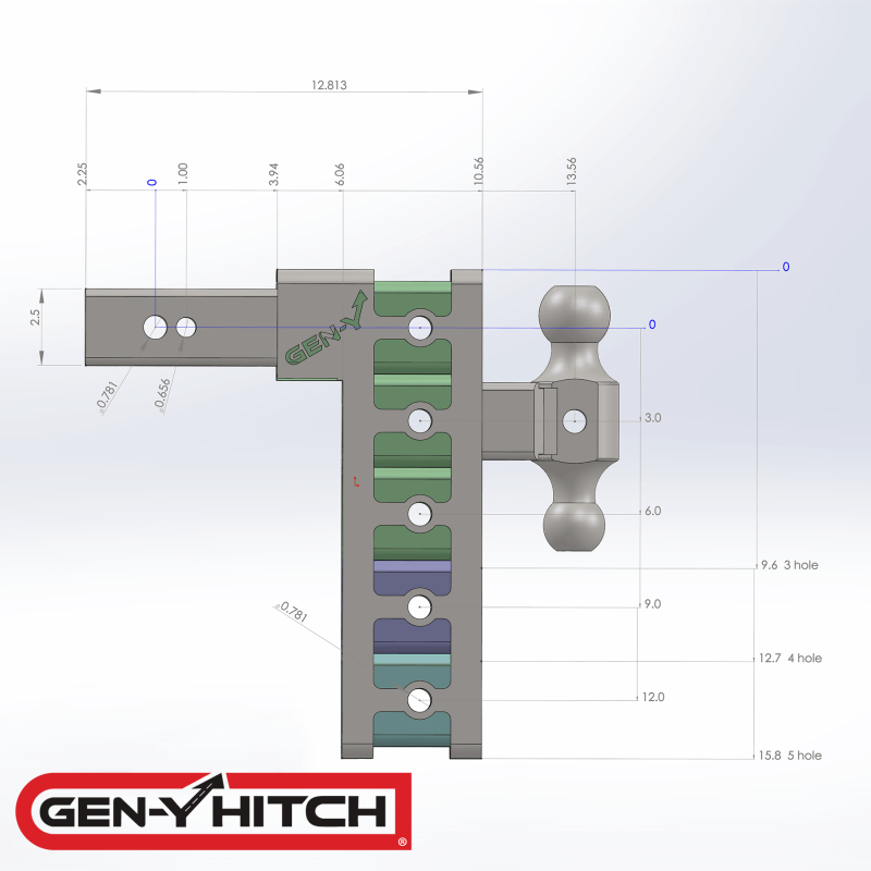 2020 Gen-Y Hitch GH-1625