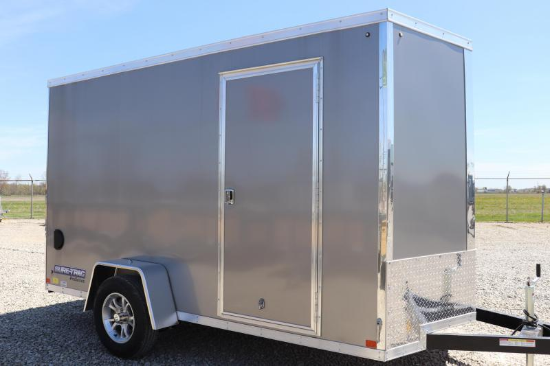 2020 Sure-Trac 6x12 Pro Series Wedge Cargo Trailer