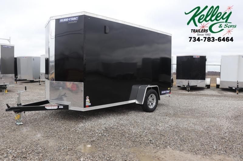 2019 Sure-Trac 6x12 Pro Series Wedge Cargo Trailer