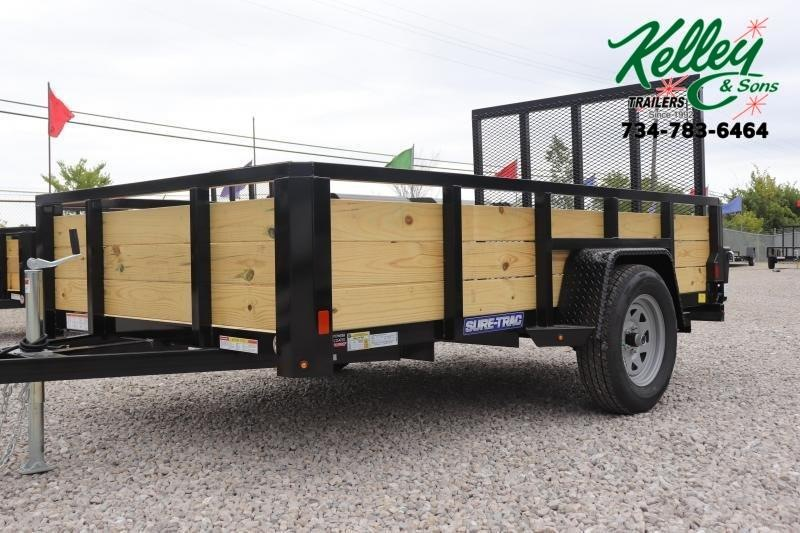 2020 Sure-Trac 6x10 3-Board Utility Trailer