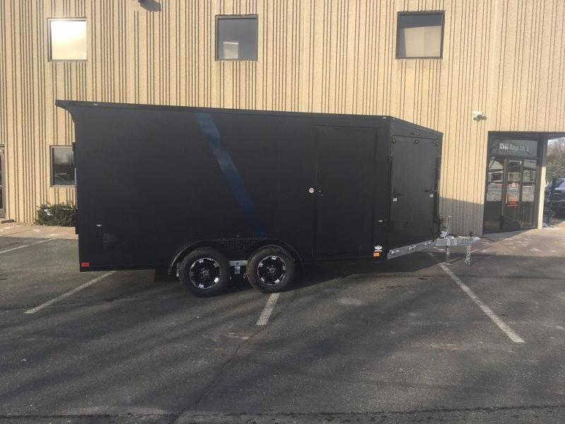 2020 Impact Trailers IMPSZ-7x19TE Snowmobile Trailer