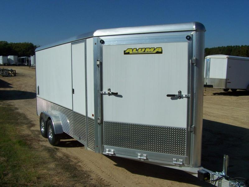 2019 Aluma AE716TAV Enclosed Cargo Trailer