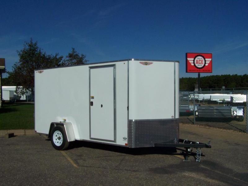 2020 H and H Trailer H72120SFTV-03 Enclosed Cargo Trailer