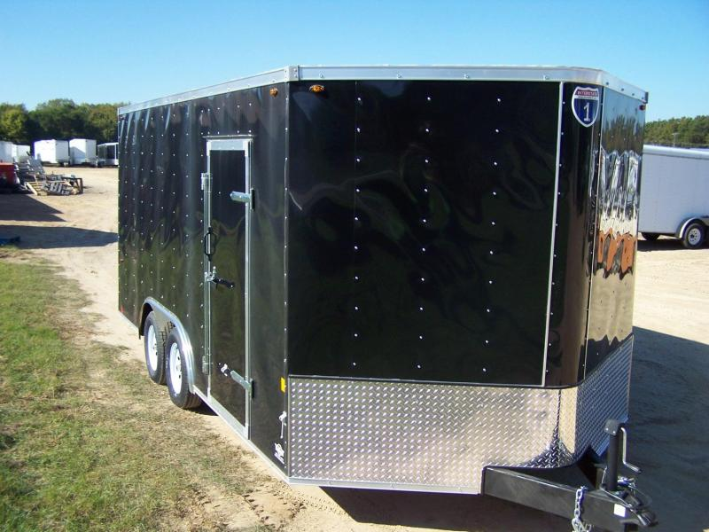 2020 Interstate SFC816TA2XLT Enclosed Cargo Trailer