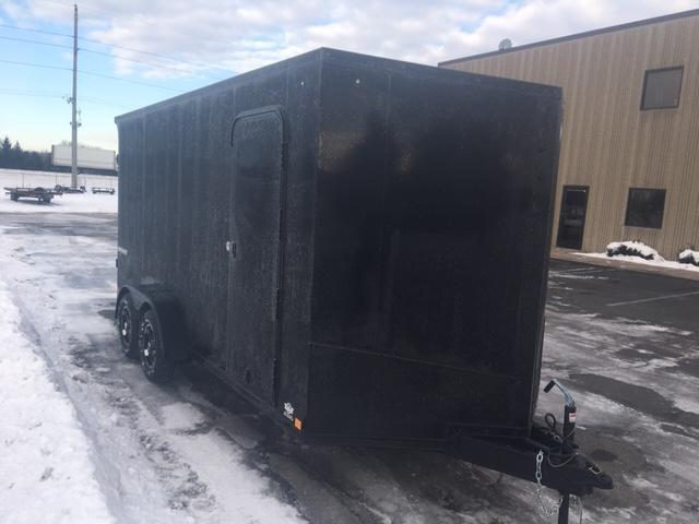 2020 Impact Trailers IMPSW716TE Enclosed Cargo Trailer