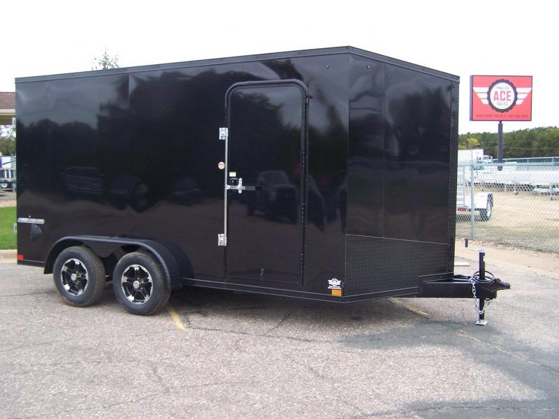 2020 Impact Trailers IMPSW7X16TE Enclosed Cargo Trailer