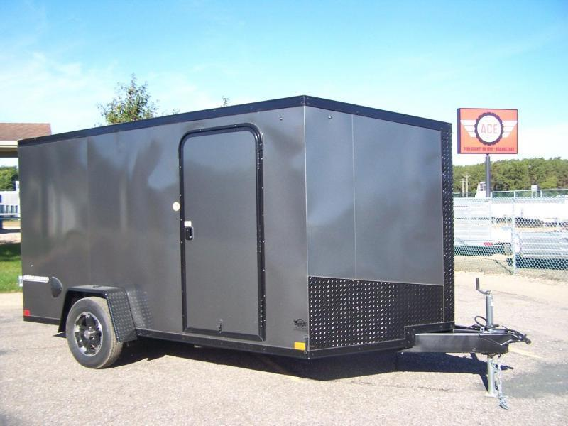 2021 Impact Trailers IMPSW6X12SI Enclosed Cargo Trailer