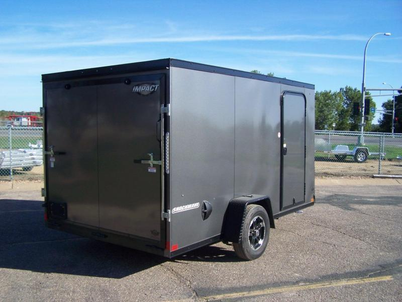 2020 Impact Trailers IMPSW6X12SI Enclosed Cargo Trailer
