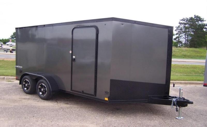 2021 Impact Trailers IMPSW7x16TE2 Enclosed Cargo Trailer