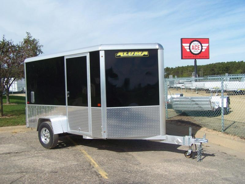 2021 Aluma AE610M Enclosed Cargo Trailer