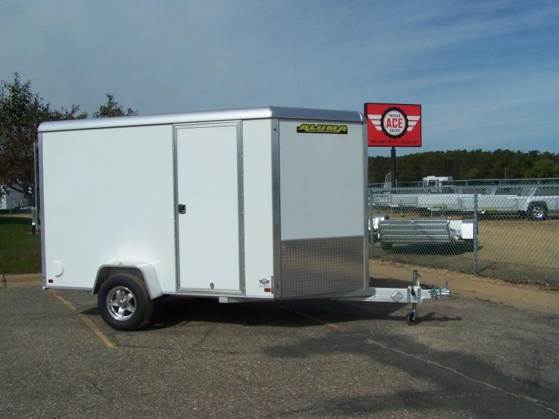 2021 Aluma AE610M Enclosed Cargo Trailer