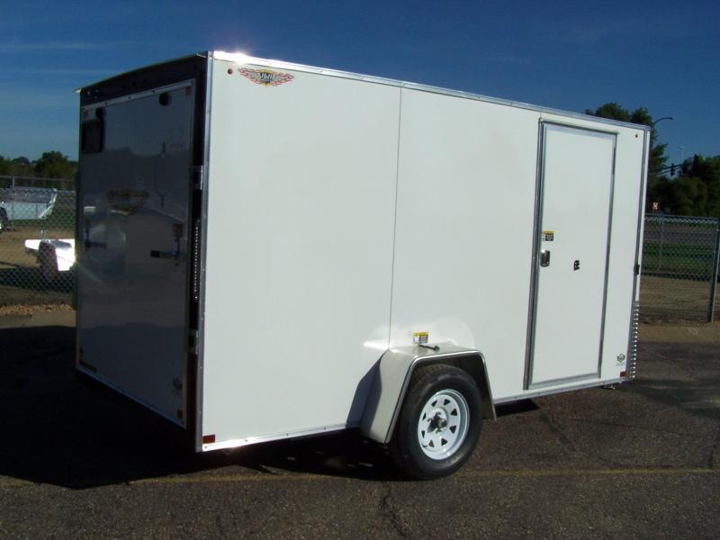 2020 H and H Trailer H7212SFTV-03 Enclosed Cargo Trailer