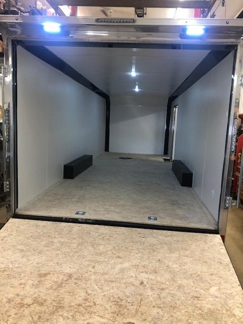 2020 Impact Trailers IMPSW8.5X24TE3 Enclosed Car / Racing Trailer