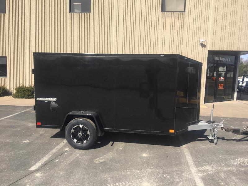 2020 Impact Trailers IMPASW5X10SI Enclosed Cargo Trailer