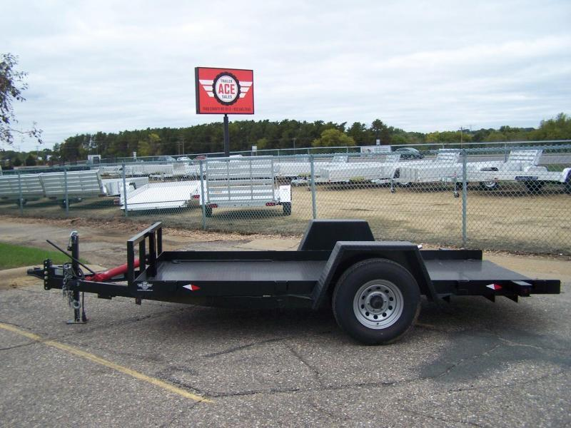 2019 Tomahawk SFT-T-7412 5K Equipment Trailer
