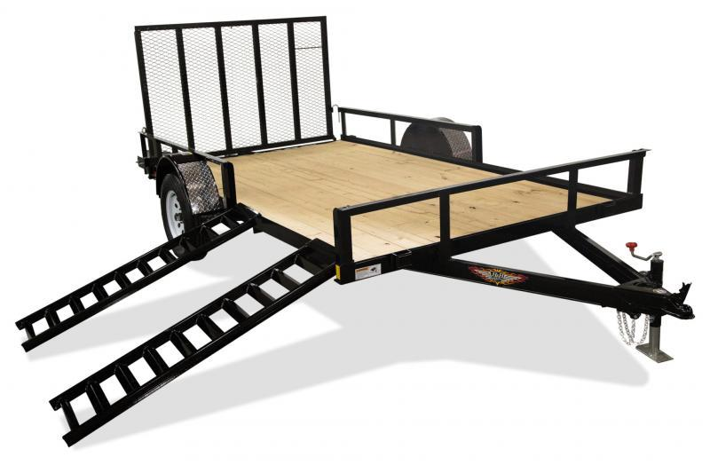 2020 H & H Trailers ATV 8214 SA ATV Trailer