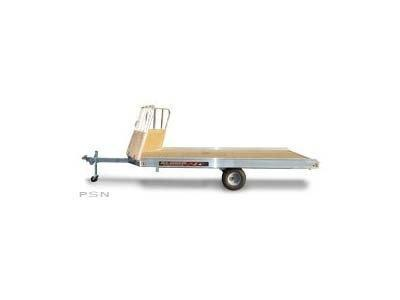 2020 Aluma 8612D Snowmobile Trailer