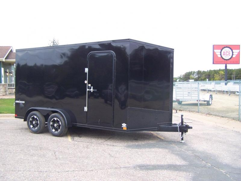 2021 Impact Trailers IMPSW7x14TE2 Enclosed Cargo Trailer