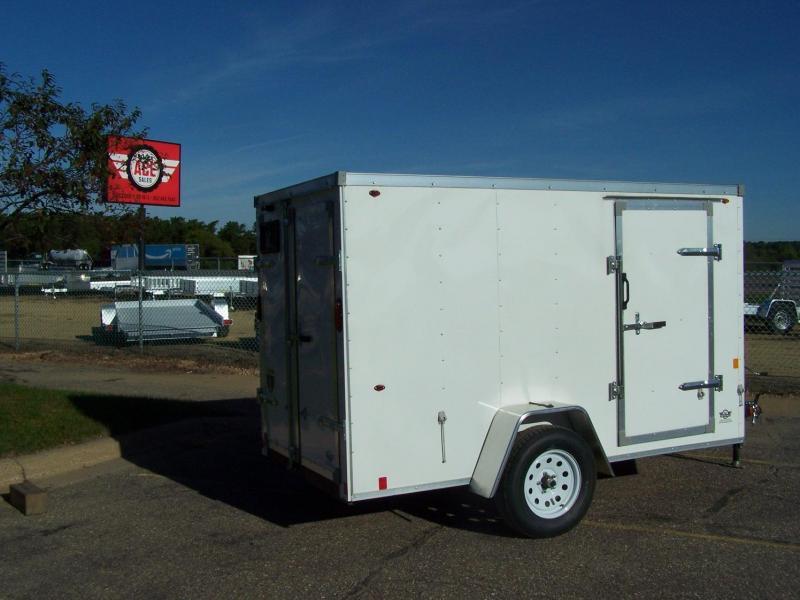 2020 Interstate SFC58SA Enclosed Cargo Trailer