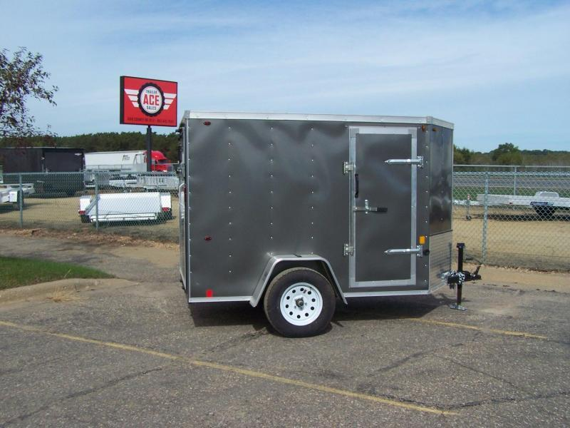 2020 Interstate SFC58SA Enclosed Cargo Trailer