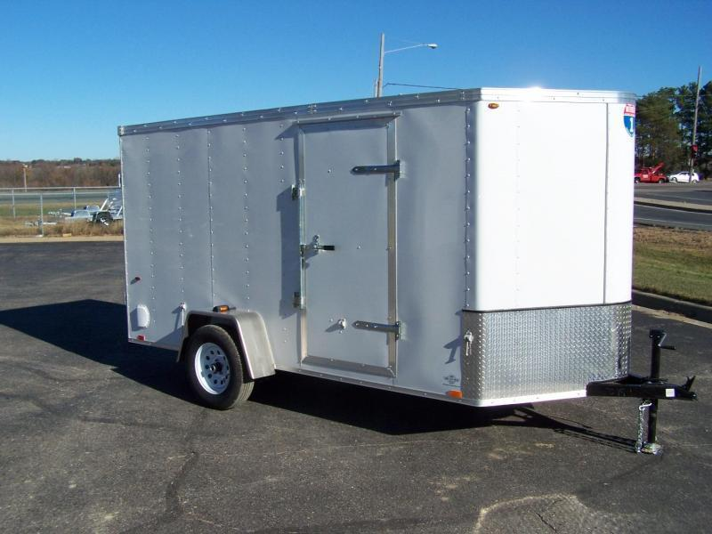 2020 Interstate SFC712SA Enclosed Cargo Trailer