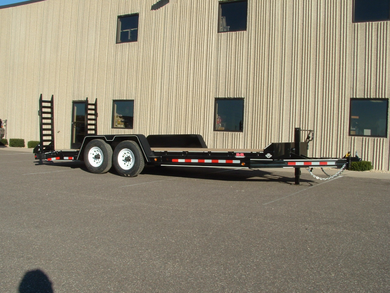 2019 B-B SKD182 14k Equipment Trailer