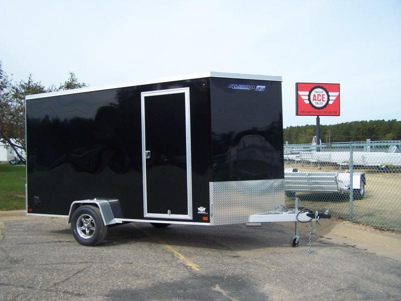 2019 Aluma ESW612R Enclosed Cargo Trailer