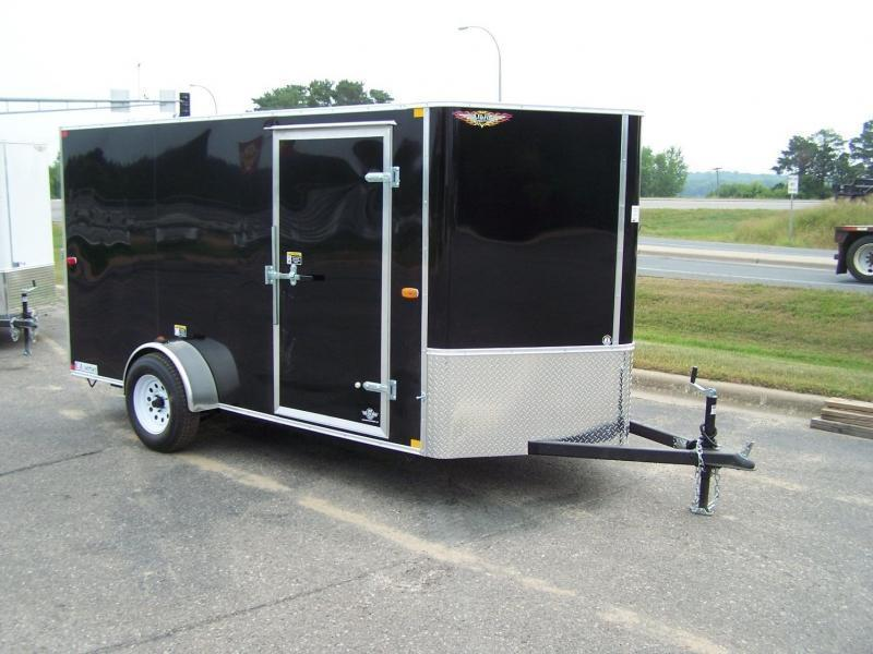 2020 H and H Trailer H8412SFTV-035 Enclosed Cargo Trailer