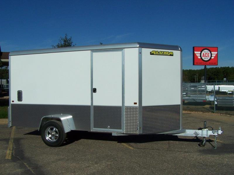 "2020 Aluma AE612M +6"" Sport Enclosed Cargo Trailer"
