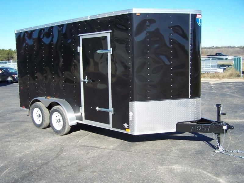 2019 Interstate SFC712TA2 Enclosed Cargo Trailer