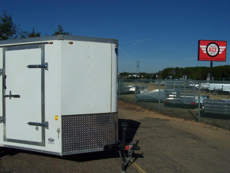2020 Interstate SFC510SA Enclosed Cargo Trailer