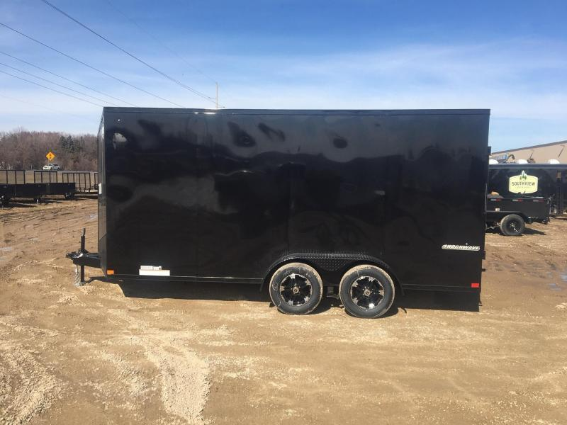 2021 Impact Trailers IMPSW7X16TE2 Enclosed Cargo Trailer
